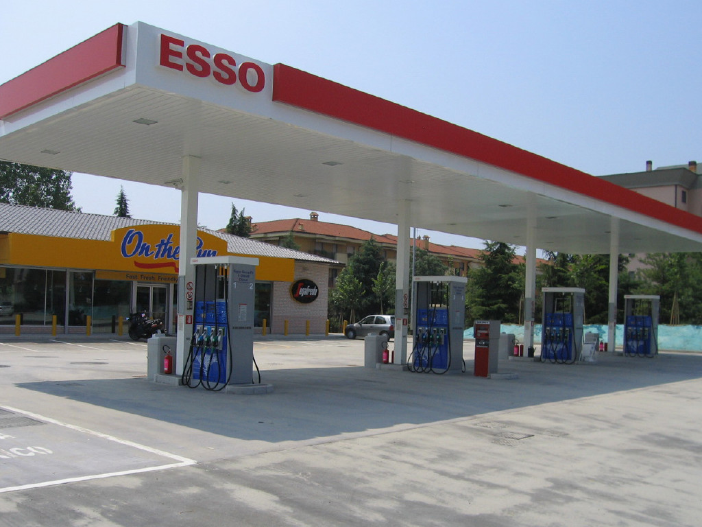 impianti di distribuzione carburanti