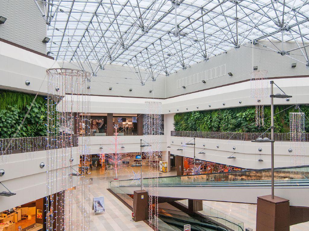 costruzione centri commerciali consulenza e corporate identity